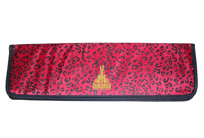 The Heat Mat Red Leopard