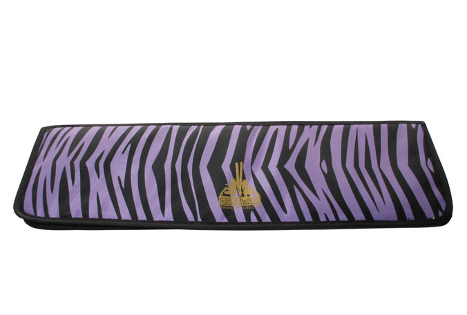 The Heat Mat Purple Zebra